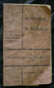 náhled knihy - Rozhovor se satanem