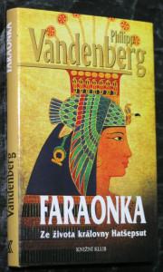 náhled knihy - Faraonka : ze života královny Hatšepsut