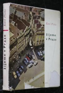 náhled knihy - Žijeme v Praze