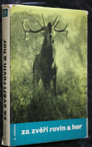 náhled knihy - Za zvěří rovin a hor