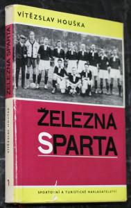 náhled knihy - Železná Sparta