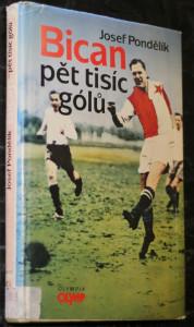 náhled knihy - Bican-pět tisíc gólů