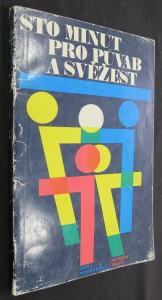 náhled knihy - Sto minut pro půvab a svěžest