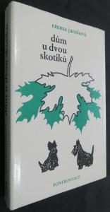 náhled knihy - Dům u dvou skotíků (včetně autogramu autorky)
