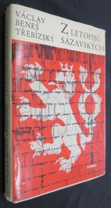 náhled knihy - Z letopisů sázavských