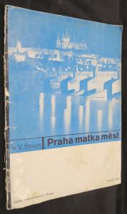 náhled knihy - Praha matka měst