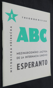 náhled knihy - Esperanto, ABC mezinárodního jazyka