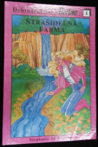 náhled knihy - Strašidelná farma