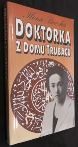 náhled knihy - Doktorka z domu Trubačů (včetně autogramu autorky)