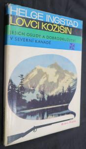 náhled knihy - Lovci kožišin : jejich osudy a dobrodružství v severní Kanadě