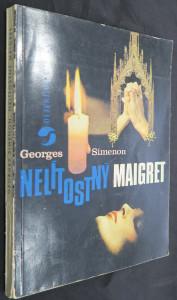 náhled knihy - Nelítostný Maigret