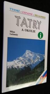 náhled knihy - Tatry a okolie