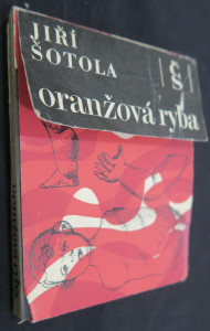náhled knihy - Oranžová ryba : výbor z milostné poezie