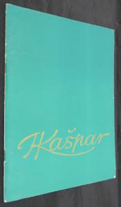 náhled knihy - Adolf Kašpar