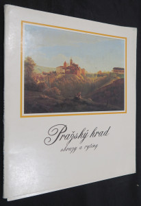 náhled knihy - Pražský hrad: obrazy a rytiny