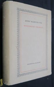 náhled knihy - Historická dramata