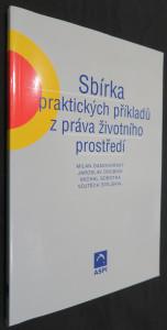 náhled knihy - Sbírka praktických příkladů z práva životního prostředí