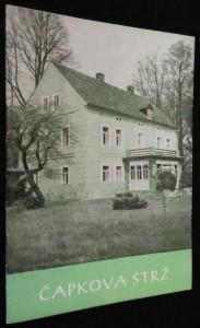 náhled knihy - Čapkova strž