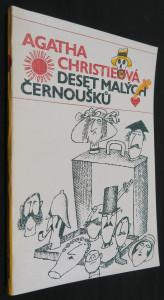 náhled knihy - Deset malých černoušků
