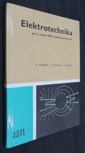 náhled knihy - Elektrotechnika pro druhý ročník SPŠ neelektrotechnických