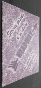 náhled knihy - Anglicko-český slovníček k učebnici Headway elementary
