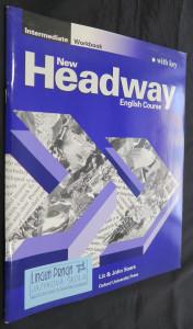 náhled knihy - New Headway - Intermediate - workbook