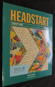 náhled knihy - Headstart : beginner - student´s book