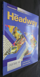 náhled knihy - New Headway : Intermediate - Student´s book