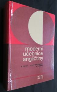 náhled knihy - Moderní učebnice angličtiny : Angličtina pro hospodářskou praxi I