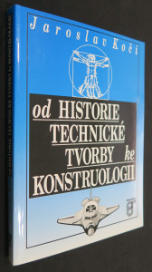 náhled knihy - Od historie technické tvorby ke konstruologii