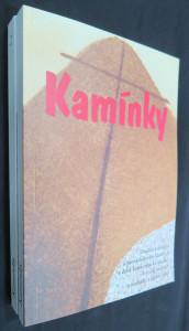 náhled knihy - Kamínky : drobná svědectví o pronásledování křesťanů v době komunistické totality i o jejich snahách o svobodu a blaho vlasti (2 svazky)