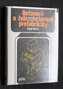 náhled knihy - Betónové a železobetónové prefabrikáty