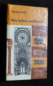 náhled knihy - Malý lexikon architektúry : ilustrovaný vreckový lexikon s autorovými 900 kresbami