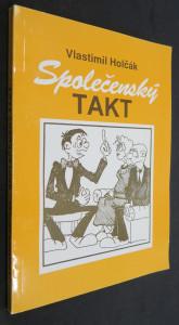 náhled knihy - Společenský takt : učebnice taktního jednání