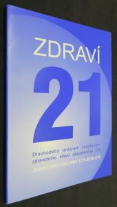 náhled knihy - Zdraví 21