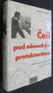náhled knihy - Češi pod německým protektorátem : okupační politika, kolaborace a odboj 1939-1945