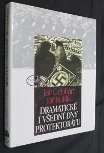 náhled knihy - Dramatické i všední dny protektorátu