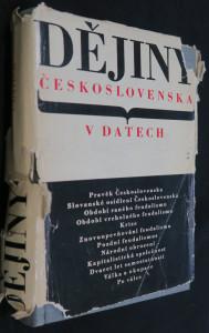 náhled knihy - Dějiny Československa v datech