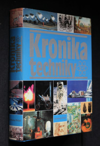 náhled knihy - Kronika techniky