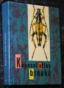 náhled knihy - Kapesní atlas brouků s určovacím klíčem vyobrazených druhů