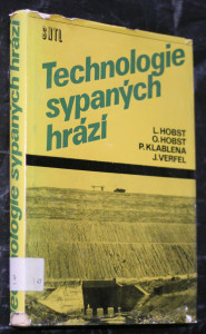 náhled knihy - Technologie sypaných hrází