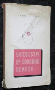 náhled knihy - Sokolství Dr. Edvarda Beneše