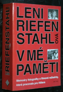 náhled knihy - V mé paměti : memoáry fotografky a filmové režisérky, která pracovala pro Hitlera