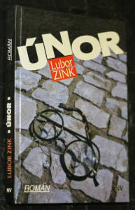 náhled knihy - Únor