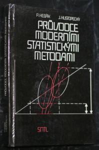 náhled knihy - Průvodce moderními statistickými metodami