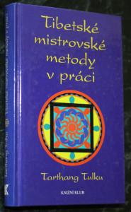 náhled knihy - Tibetské mistrovské metody v práci