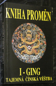 náhled knihy - I- GING- Kniha proměn