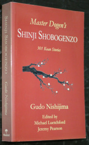 náhled knihy - Master Dogen's Shinji Shobogenzo. 301 koan stories