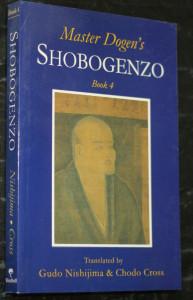 náhled knihy - Master Dogen's Shobogenzo. Book 4