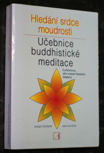 náhled knihy - Hledání srdce moudrosti : učebnice buddhistické meditace